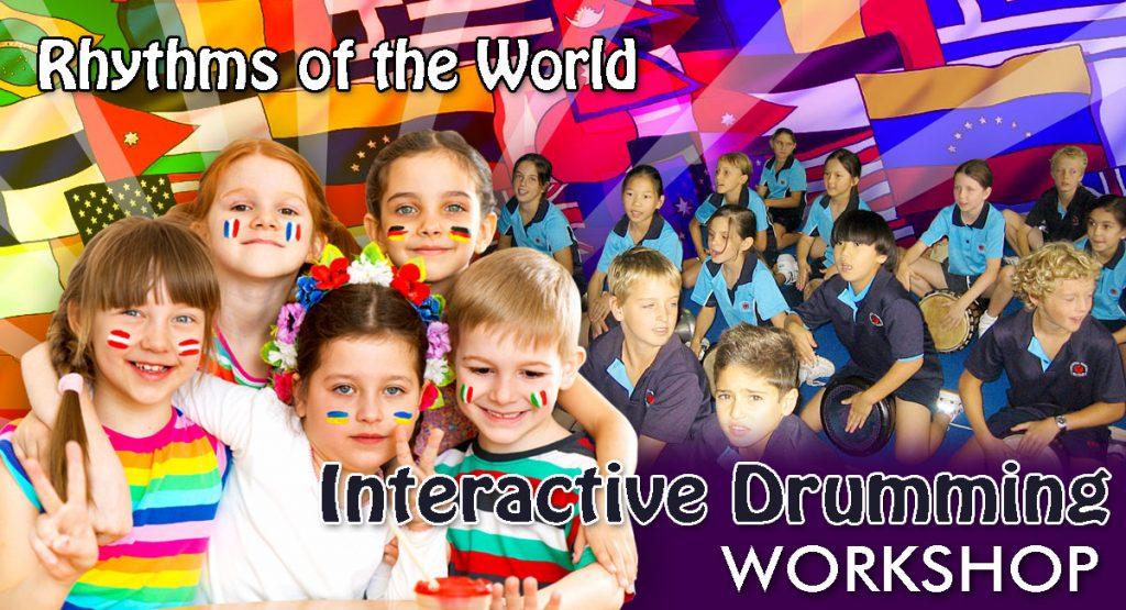 Kids Drumming Workshop