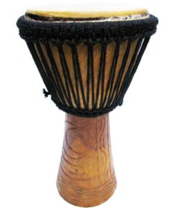 African djembe drum incursion