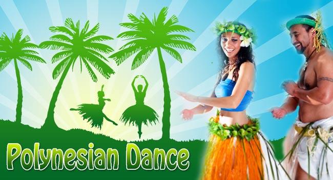 Childrens Polynesian Dance Workshop Incursion