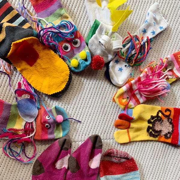 childrens environmental craft workshops