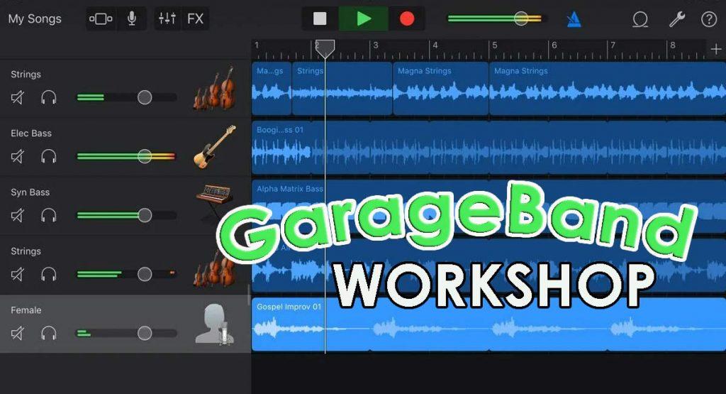 garage band workshop