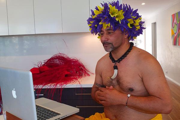Polynesian online workshop