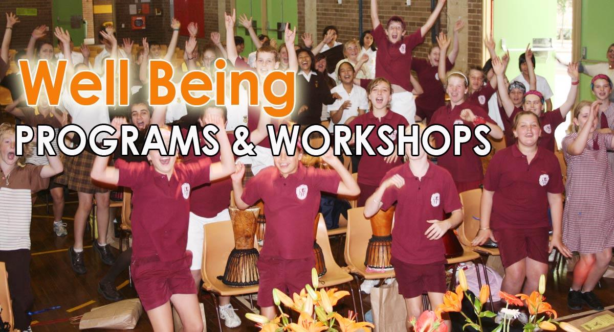 Well Being Programs & Workshops